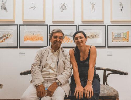 """""""Icaro delle cadute"""", una mostra di Lucia Lamacchia e Franco Raggi"""